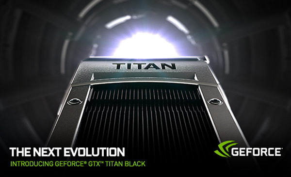 Представлена 3D-карта Nvidia GeForce GTX Titan Black