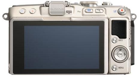 Камера Olympus PEN Lite E-PL6 будет предложена в красном, белом, серебристом и черном вариантах