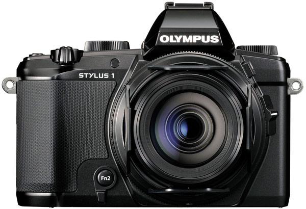 Представлена компактная камера Olympus Stylus 1
