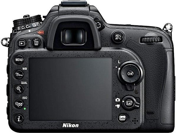 Представлена любительская зеркальная камера Nikon D7100