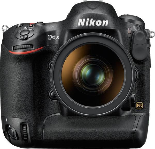Продажи Nikon D4S стартуют в начале марта по цене $6500