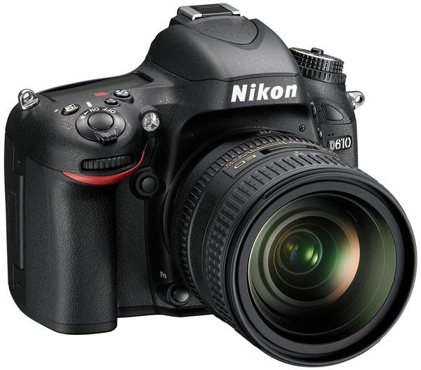 Рекомендованная цена Nikon D610 примерно равна $2000