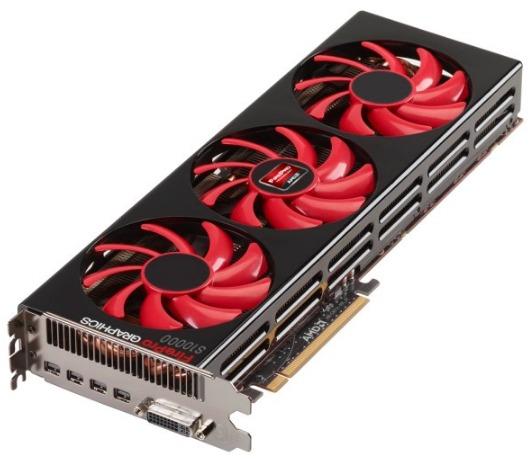 Производительность AMD FirePro S10000 превышает 1 TFLOPS на операциях двойной точности