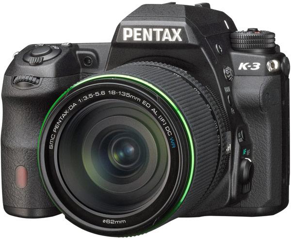 В камере Pentax K-3 используется система автоматической фокусировки SAFOX 11