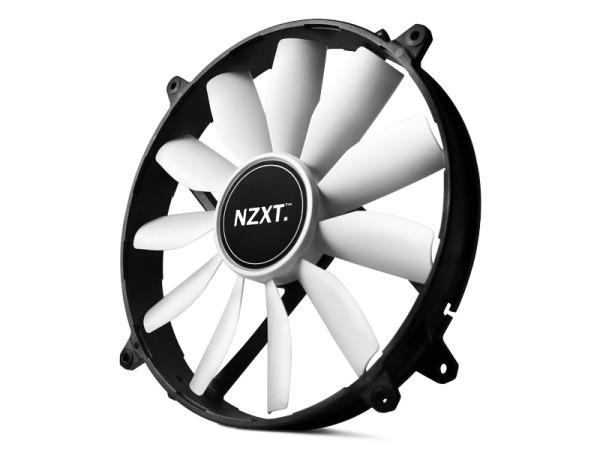 NZXT FZ-200 без LED подсветки