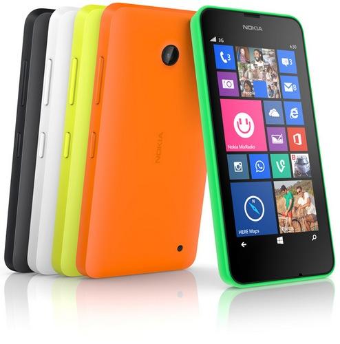 Nokia Lumia 630 и Lumia 635