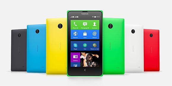 Смартфоны Nokia X и X+ располагают камерами разрешением 3 Мп