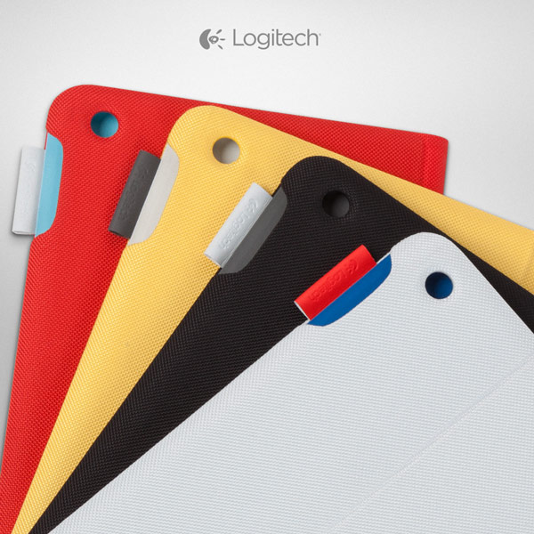 Представлены тонкие и легкие аксессуары Logitech для планшета Apple iPad Air
