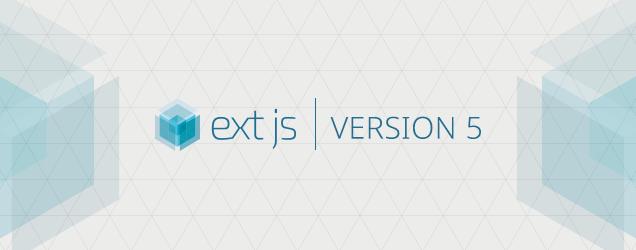 Представляем Sencha Ext JS 5