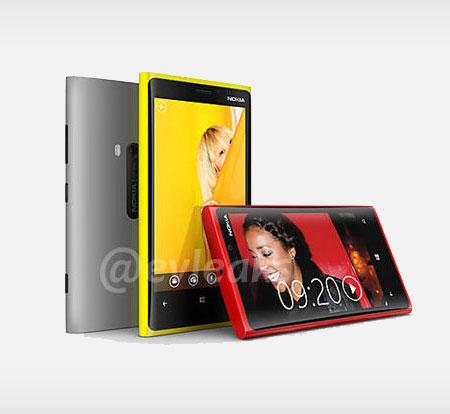Появление смартфона Nokia Lumia 920 на рынке ожидается в октябре-ноябре