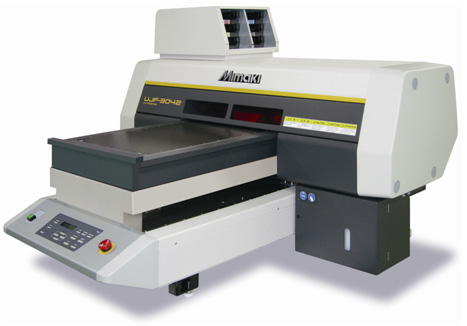 Принтер, который печатал на всем