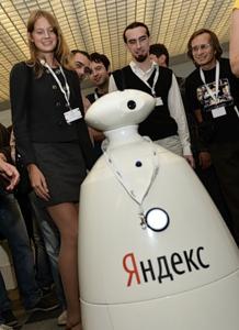 Приводите роботов на YaC 2012