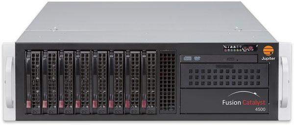 Пропускная способность Fusion Catalyst 4500 равна 336 Гбит/с