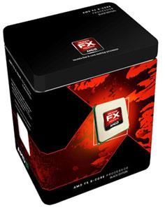 AMD FX-8150 стал дешевле в Европе