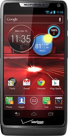 Продажи бюджетного смартфона Motorola RAZR M начнутся на будущей неделе