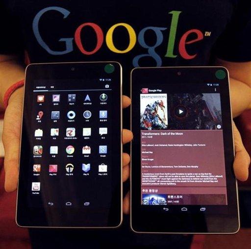 Предполагаемая цена планшета Google Nexus 7 второго поколения — $149-199