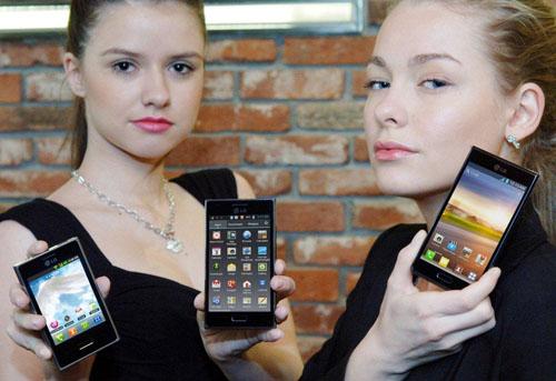 Продажи LG Optimus L преодолели рубеж в 15 миллионов