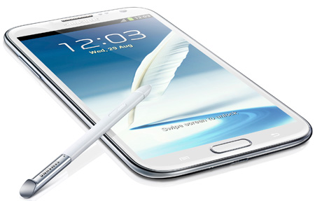 Samsung продала 3 млн. Galaxy Note 2 за 37 дней