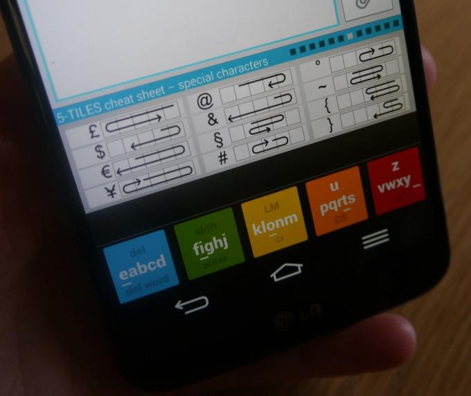 Проект альтернативной экранной клавиатуры