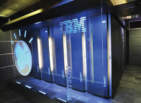 Программа Watson компании IBM пошла учиться в мед. институт