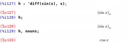 Программирование в Maxima