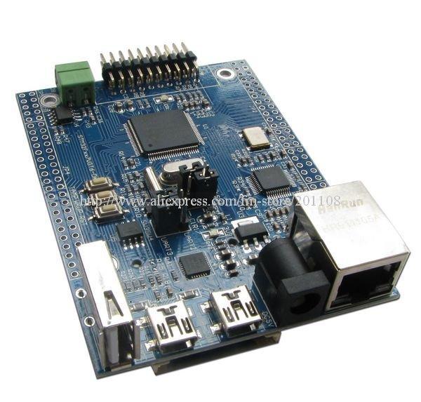 Программируем микроконтроллеры stm32 при помощи QtCreator