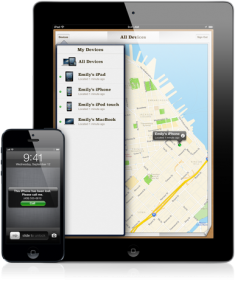 Программка Find My iPhone помогла найти грабителей