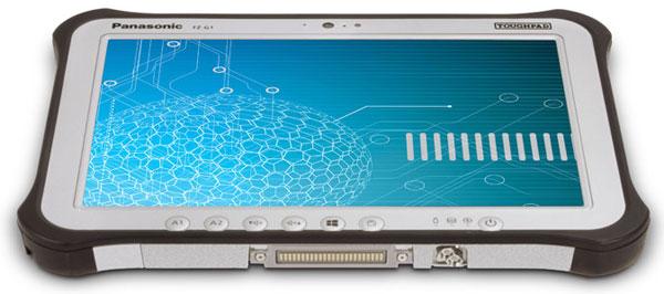 Getac Z710 и Panasonic Toughpad JT-B — первые ласточки на рынке планшетов в усиленном исполнении с экранами размером 7-8 дюймов