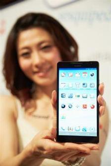 Увеличение размеров экранов поможет смартфонам успешнее конкурировать с планшетами