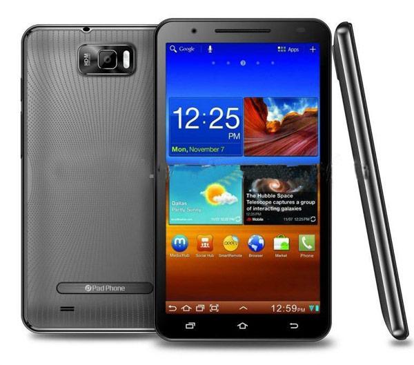 Цены на шестидюймовые смартфоны безымянных китайских производителей начинаются со 170 долларов