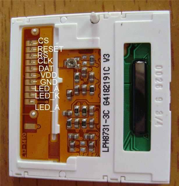 Простенькие часики на MSP430