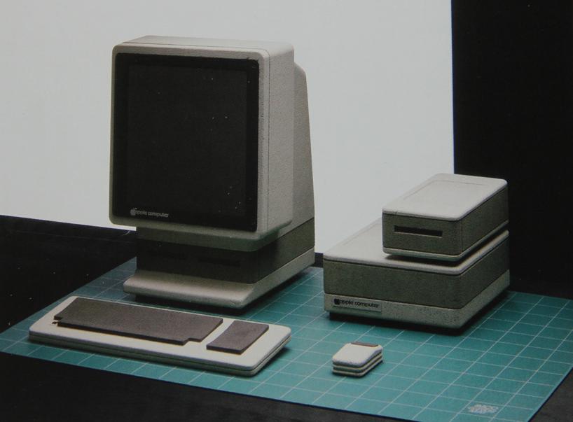 Прототипы устройств Apple 30 летней давности