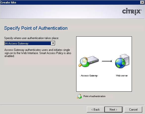 Публикуем приложения Citrix в WEB