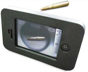 Пуленепробиваемый футляр для iPhone