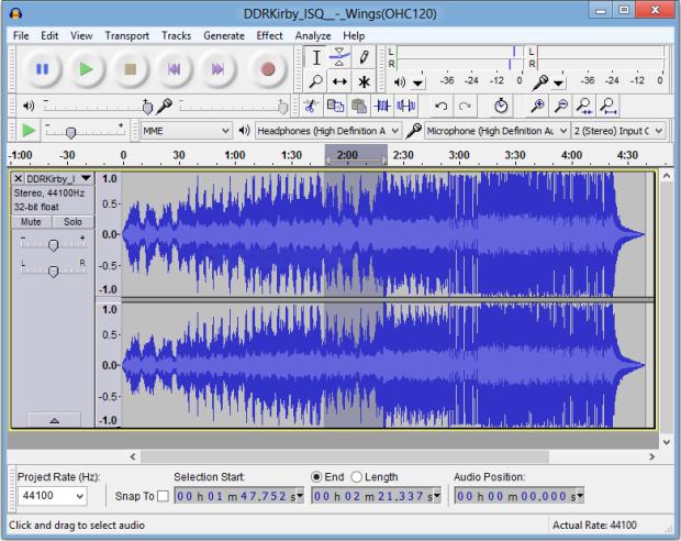 Пять приложений для редактирования аудио в Windows