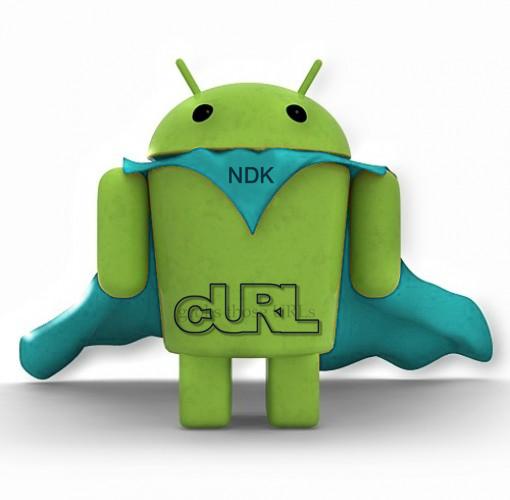 Работа с cURL на android