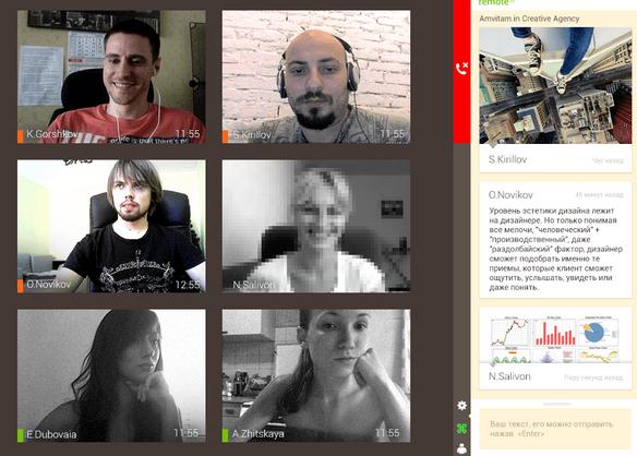 Работать вместе несмотря на расстояние: История появления Remote.st