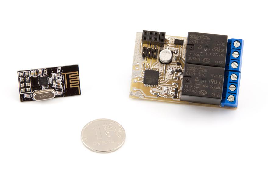 Радиоуправляемый выключатель своими руками. Часть 2 — Тестирование и подготовка