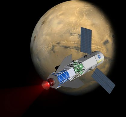 Ракета на термоядерном топливе от MSNW