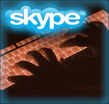 Раскрытие IP адреса пользователя Skype