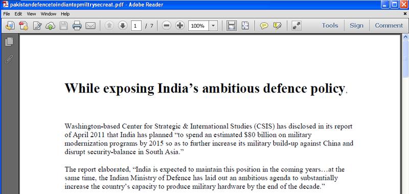 Расследование таргетированной атаки в Южной Азии