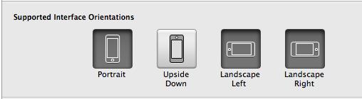 Разбираемся с autorotation в iOS 6