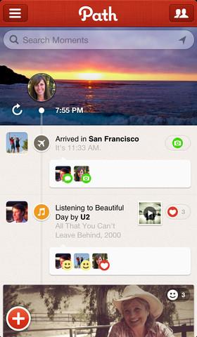 Разговор с создателями топовых iOS приложений: «Маркетинг – ничто, дизайн – всё». Path