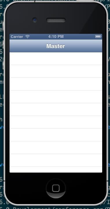 Разработка iOS приложений на Ruby