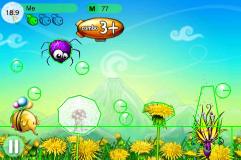 Разработка игры бесконечной гонки для iOS при помощи Cocos2D iphone