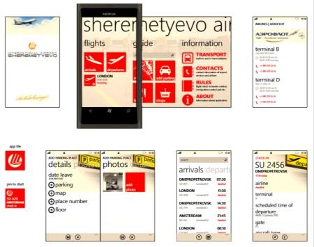 Разработка приложения «Шереметьево» для Windows Phone глазами разработчика