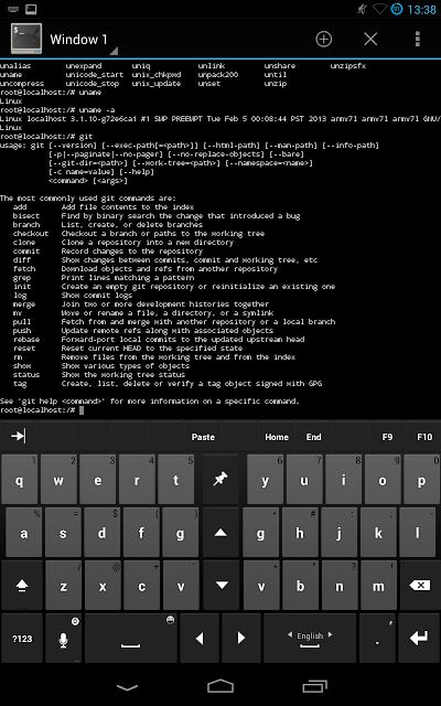 Разработка софта на Nexus 7