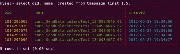 Разукрашиваем вывод mysql client в консоли