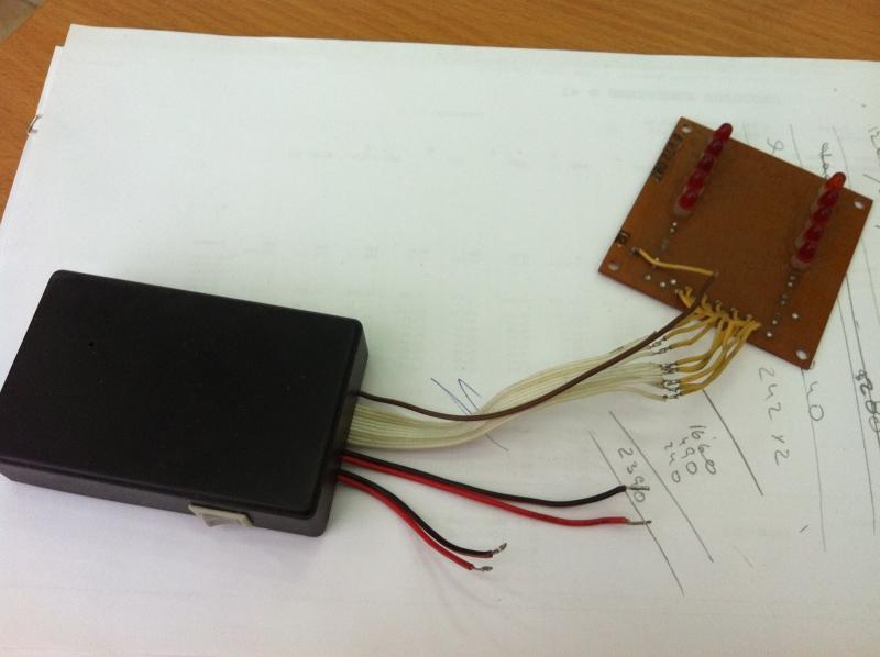Реализация идеи беспроводного уровнемера