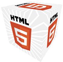 HTML 3D LOGO